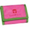 Take it Easy Geldbörse Light Nylon 216 pink grün