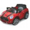 Mini Cooper Ride on rot