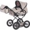 knorr toys Puppenwagen Ruby Jeans beige