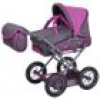 knorr toys Puppenwagen Ruby tec purple
