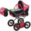 knorr toys Puppen-Kombiwagen Ruby Carbon Theodor