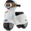 Chicco Vespa Mini Turbo Touch Weiß