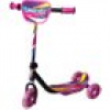 Lookids Scooter 3 Räder pink lila