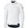 Wintertrikot Shimano Thermal  Winter Jersey weiß L
