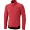 Wintertrikot Shimano Thermal  Winter Jersey Herren XXL Rot