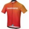 Kindertrikot Shimano Junior Team Jersey 2019 Jr. M, rot