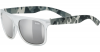 uvex Sonnenbrille sportstyle 511 wh.tra.camo/ltm.sil