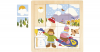 Holzpuzzle 16 Teile Winter