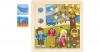 Holzpuzzle 16 Teile Herbst