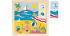 Holzpuzzle 16 Teile Sommer