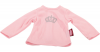 Puppenkleidung T-Shirt, royal 30-33 cm